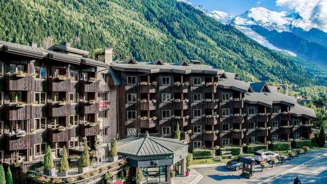 Échappée savoyarde à Chamonix