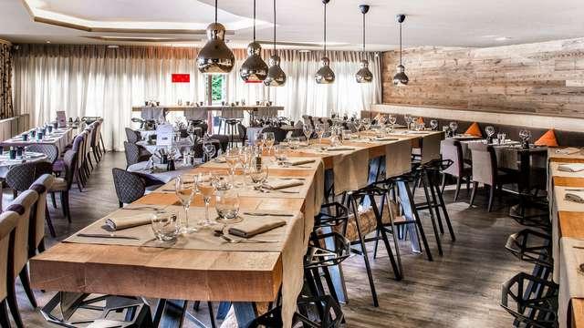 Escapade gourmande en famille ou entre amis, à Chamonix