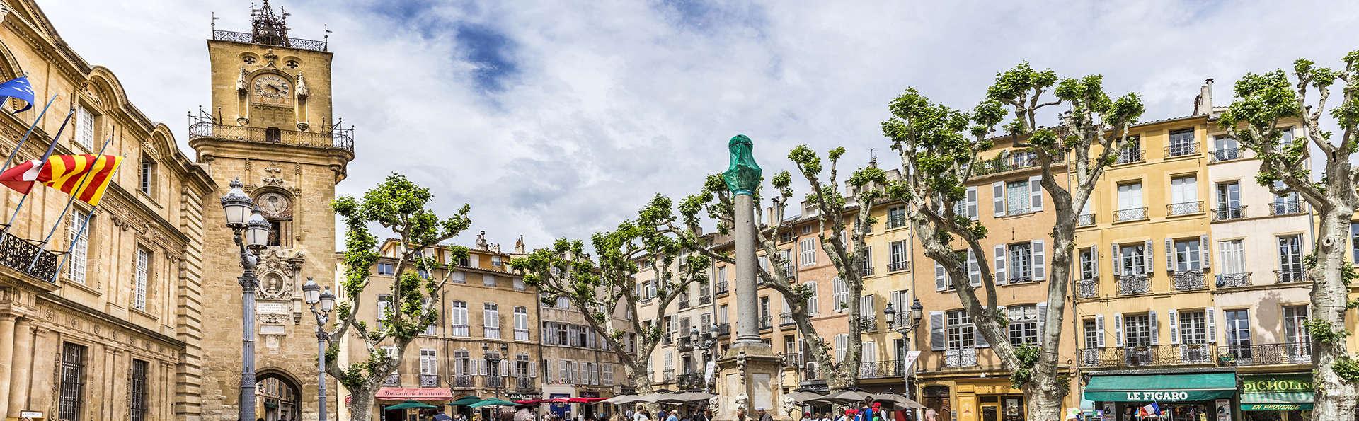 Ontdek Aix-en-Provence