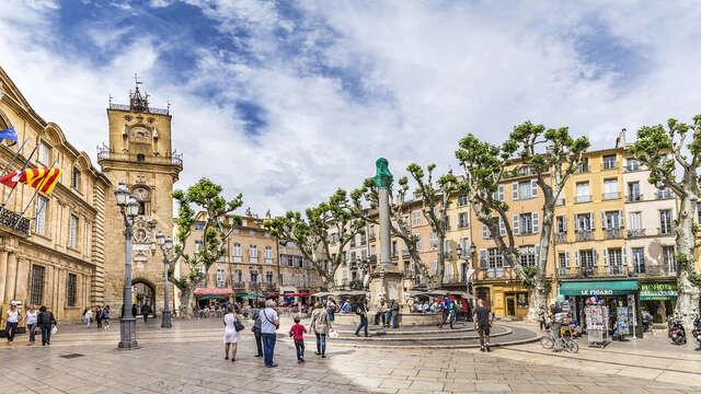 Partez à la découverte d'Aix-en-Provence