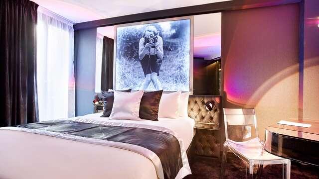 Descubre París en un original hotel