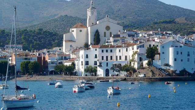 Détendez-vous dans un hôtel de charme à Cadaqués