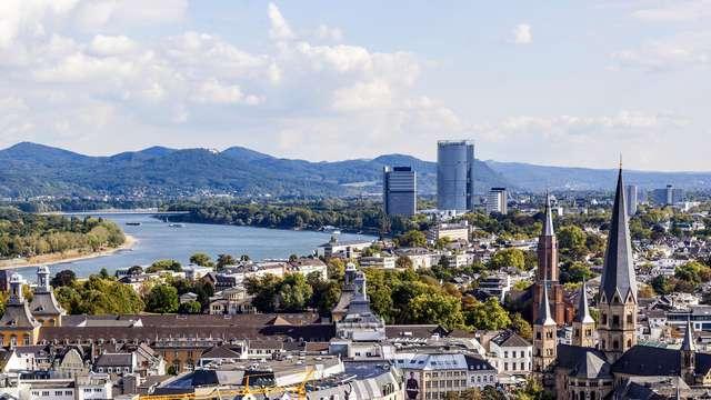 Wandel door de historische straatjes van Bonn