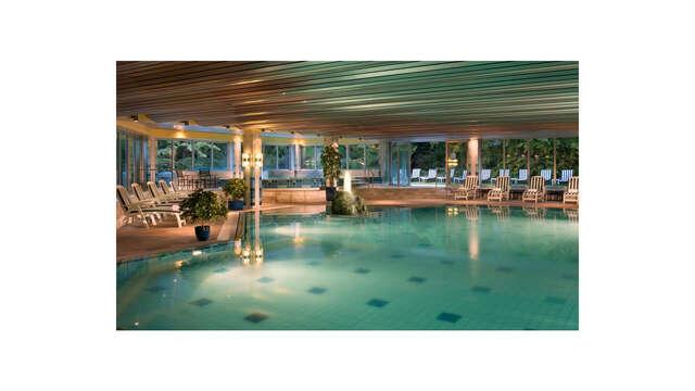 Week-end avec spa dans un hôtel majestueux à Baden-baden