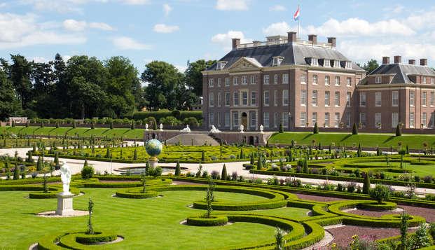 Wandelen en ontspannen op de Veluwe