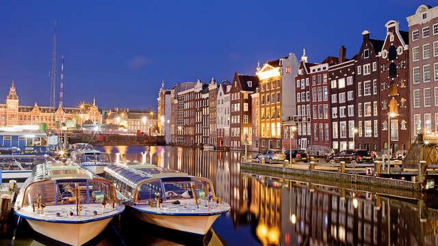City trip à Amsterdam, ville trépidante (2 nuits)