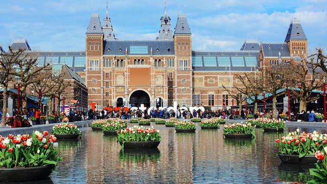 Séjour enchanteur à Amsterdam (à partir de 3 nuits)