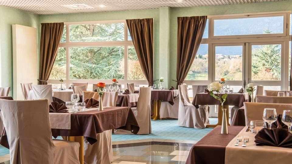Hôtel Vacances Bleues Villa Marlioz - EDIT_Restaurant__ete_.jpg
