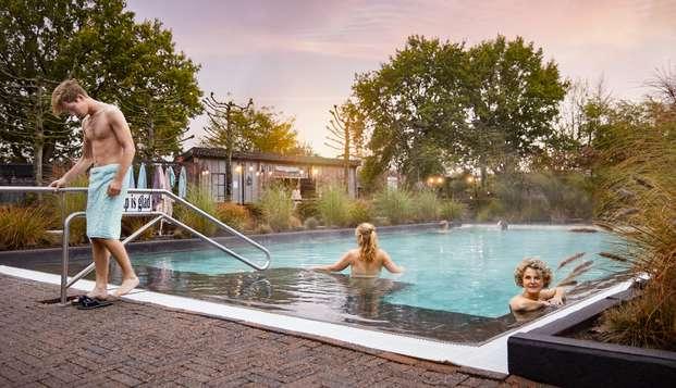 Détendez-vous un week-end dans le Veluwe avec l'accès au centre Zwaluwhoeve