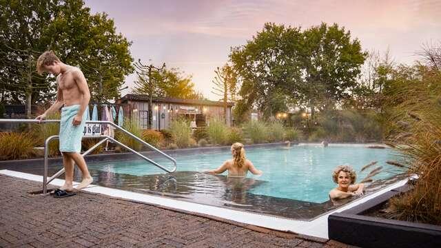 Rentrez chez vous reposé après un week-end de nature et une visite au Zwaluwhoeve