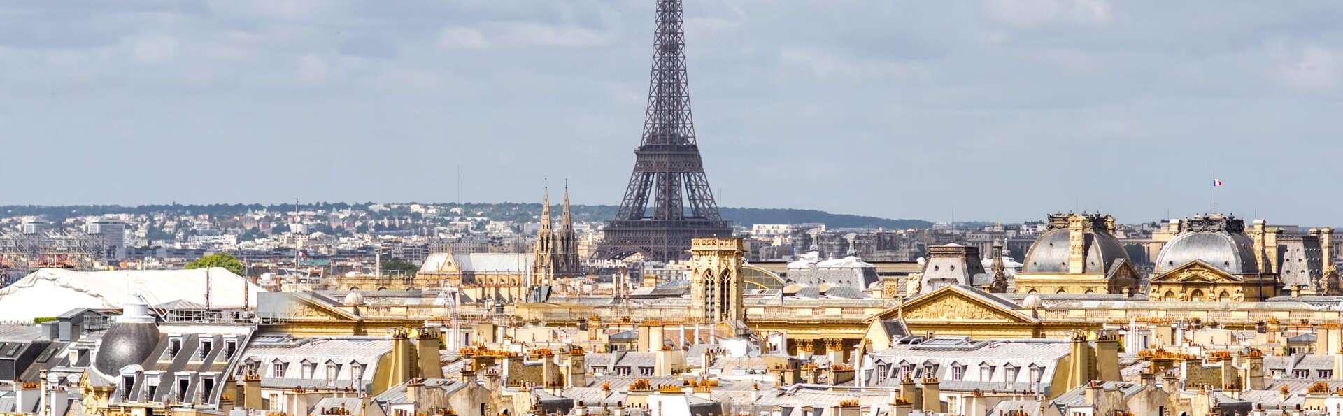 Luxe et romantisme à Paris