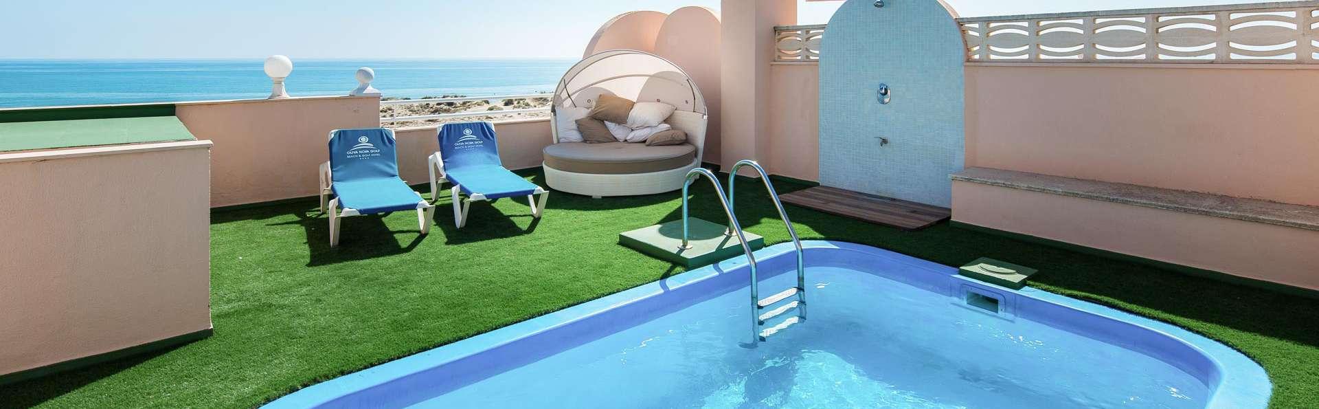 Luxe et détente: suite avec piscine privée et spa à Oliva, Valence ( 2 enfants gratuits)