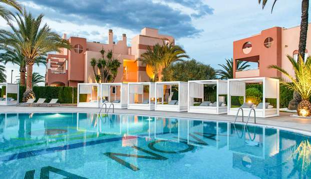 Especial 5x4 Semana Santa: vacaciones en exclusivo hotel de la Costa Blanca