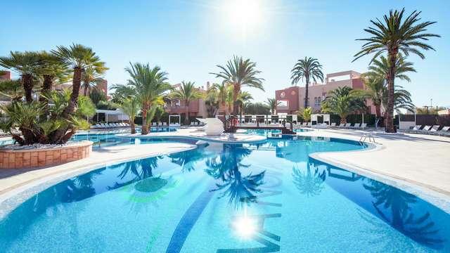 Weekend de luxe: diner dégustation, spa et cava en hotel 5*