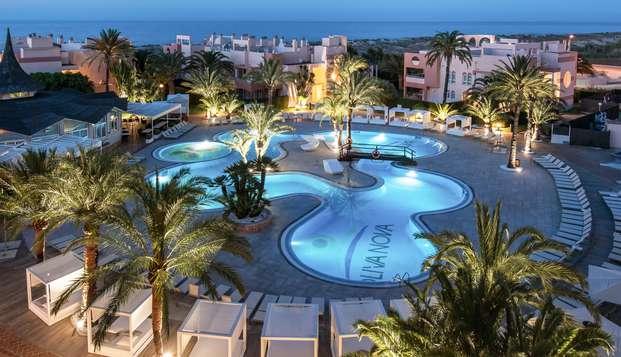 Escapada en un elegante y exclusivo Hotel 4* en Oliva, Valencia