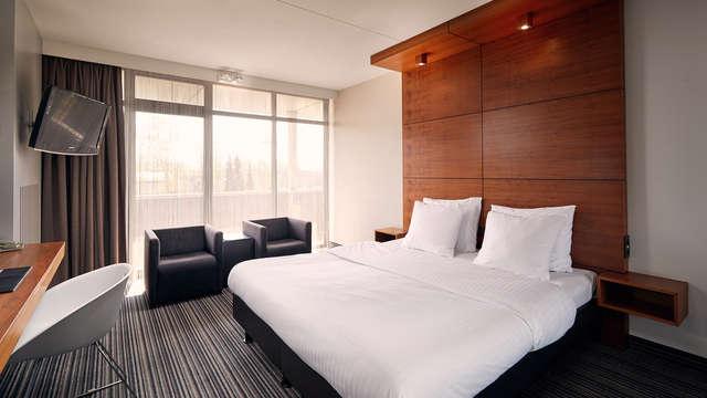 Geniet van een luxueus verblijf in dit prachtige hotel
