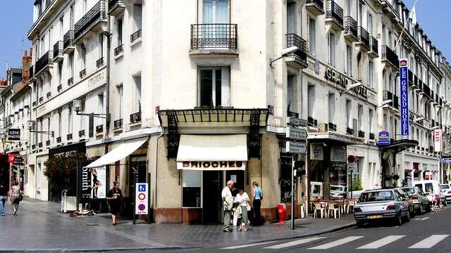 Le Grand Hotel de Tours