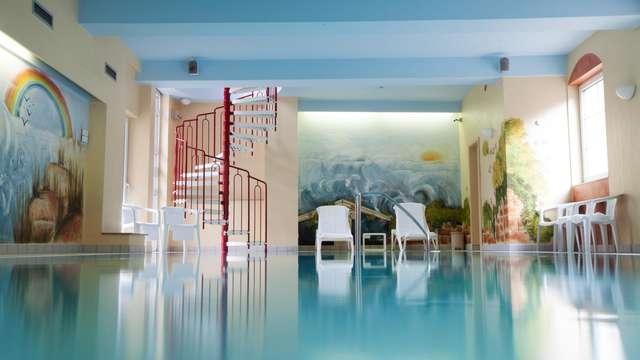 Alla scoperta il design pittoresco di Lussemburgo con soggiorno in una suite