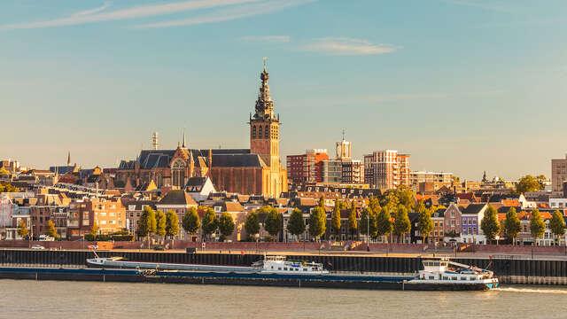 Repose-toi dans le Brabant dans le luxe d'un hôtel branché à côté de la réserve naturelle de Maashorst