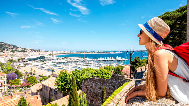 Farniente en bord de mer sous le soleil de Cannes (à partir de 2 nuits)