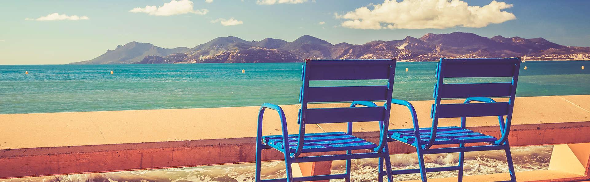 Mini-vacances avec petit déjeuner et accès spa à 200 mètres de la Croisette à Cannes