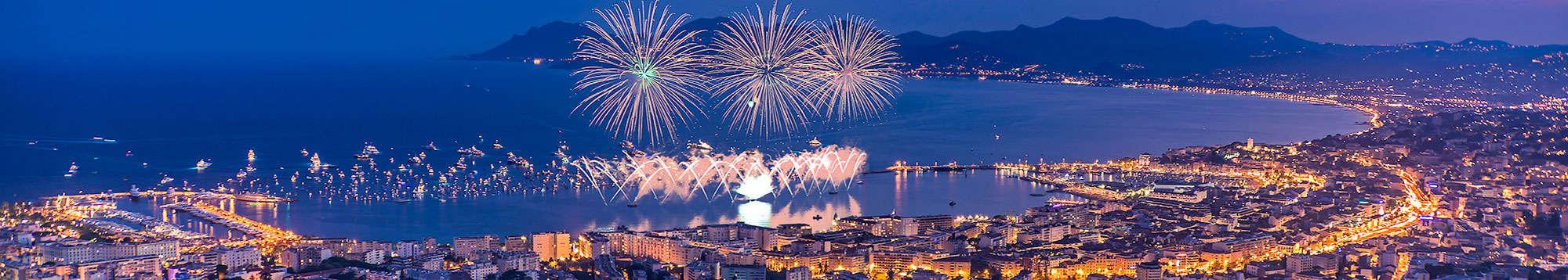 Week-end Festival de Cannes en PACA