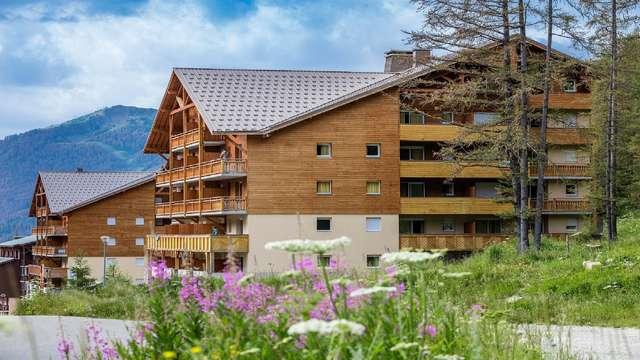 Residence Les Cimes du Val D Allos
