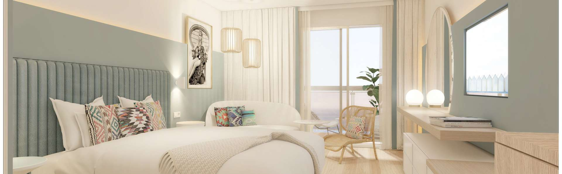 Hotel Croisette Beach Cannes MGallery By Sofitel - CHAMBRE_TEMOIN.jpg