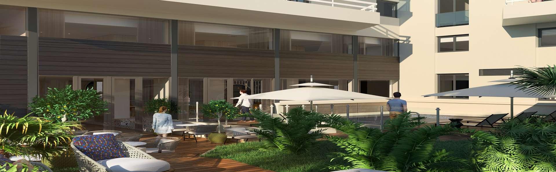 Hotel Croisette Beach Cannes MGallery By Sofitel - PISCINE___JARDIN.jpg