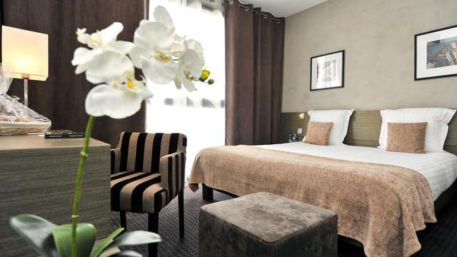 BEST WESTERN Hotel de la Cite Spa