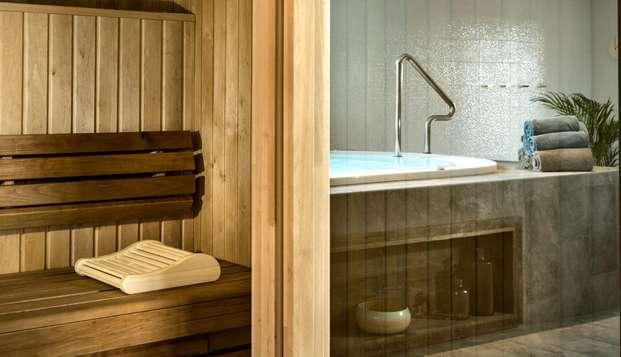 Week-end avec spa inclus à Guérande