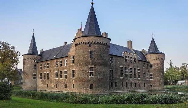 Comfort en gezelligheid in Helmond, stad van de beroemde kubushuisjes