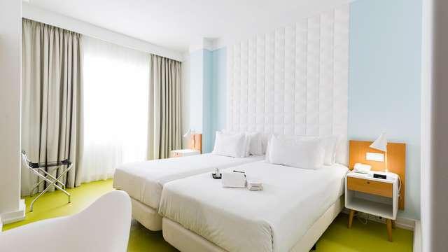 Uitje naar het centrum van Porto in een charmant hotel op slechts een steenworp afstand van de Duero rivier (vanaf 3 nachten).