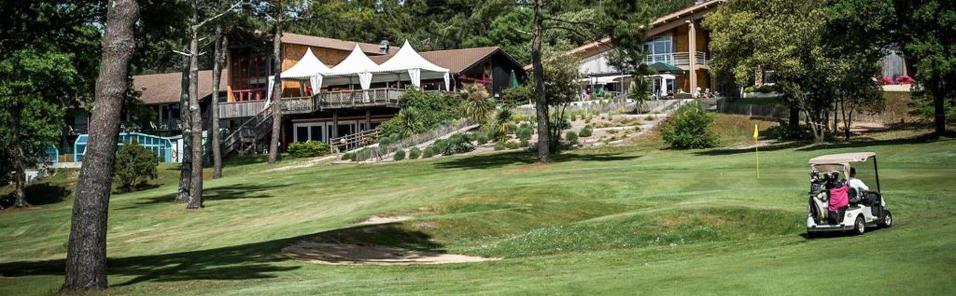 Best Western Golf Hotel Lacanau - EDIT_EXTERIOR_01.jpg