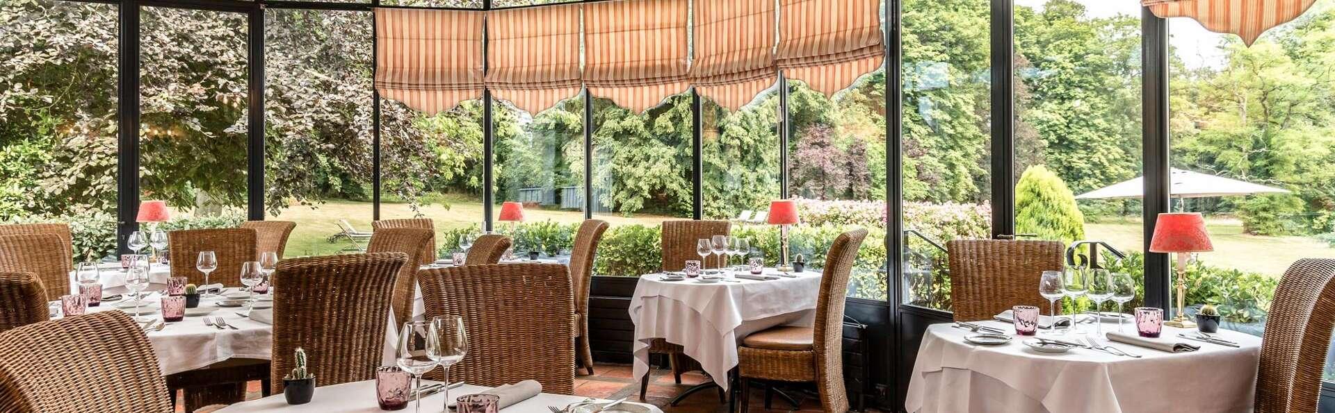 Séjour gourmand et exquis avec vue panoramique au Najeti Château Cléry