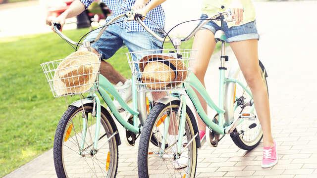 Alquiler de bicicletas para 2 adultos