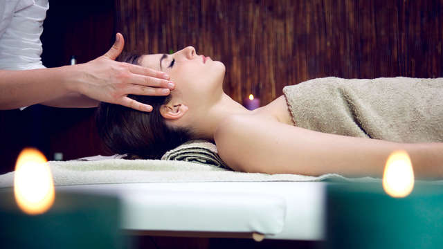 Escapada relax con masaje y detalle de bienvenida en una encantadora posada en Ongayo