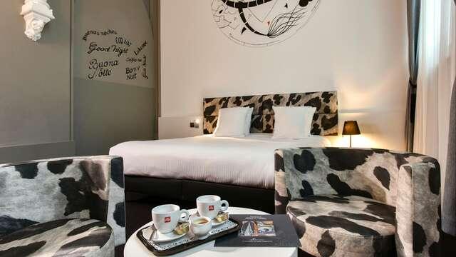 Droomverblijf in Bergen in het meest charmante hotel van de stad (vanaf 2 nachten)
