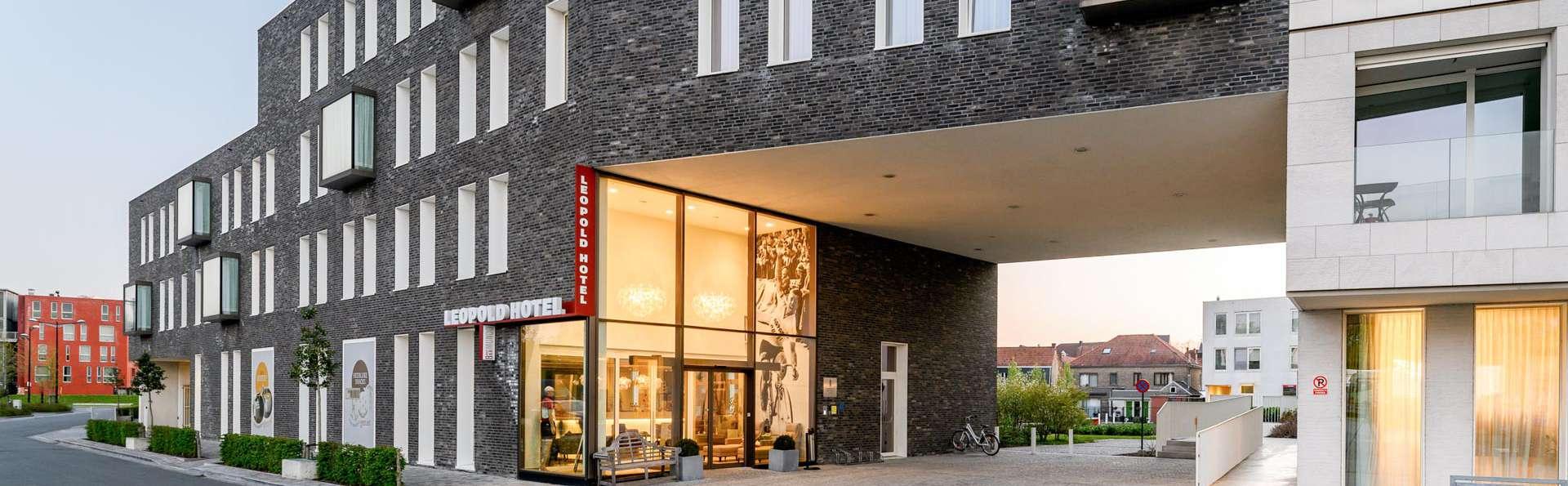 Leopold Hotel Oudenaarde - EDIT_FRONT_01.jpg