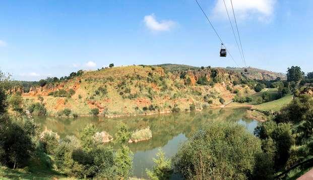 Escapada con niño gratis y entradas al Parque de la Naturaleza de Cabárceno
