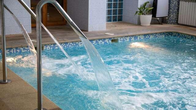 Oferta Especial: Gastronomía y Relax con acceso al spa entre aguas termales y en media pensión