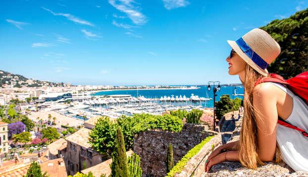 Lusso in camera Superior con terrazza a Cannes