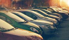 Parcheggio interno privato