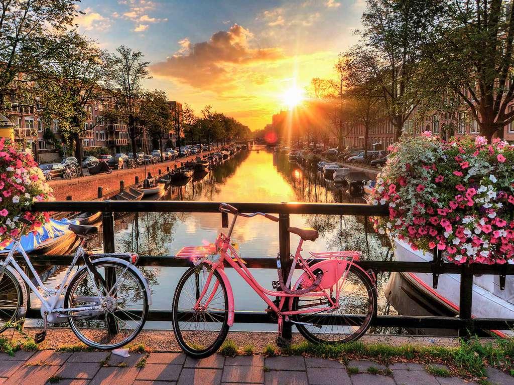Séjour Pays-Bas - Luxe, détente et sur la route d'Amsterdam!  - 4*
