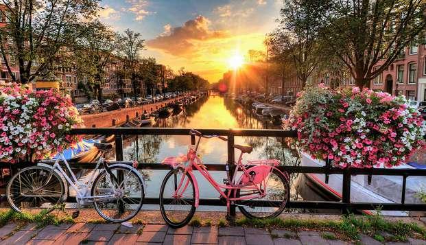 Citytrip dans la belle ville d'Amsterdam