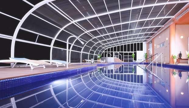 Noche de relax para parejas, con acceso al spa nocturno en la Costa Blanca