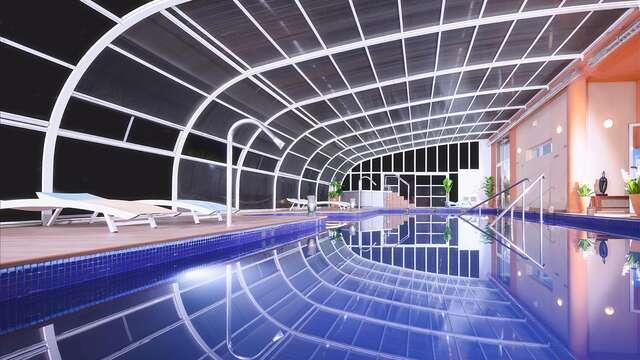 Noche de relax para parejas, con acceso al night spa en Costa Blanca