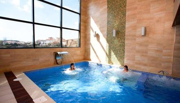 Relax absoluto con acceso al spa en un 4* en pleno corazón de la Sierra de Gúdar