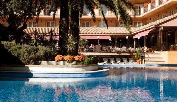 Vacaciones de verdad con Todo incluido y actividades relax en Malgrat de Mar