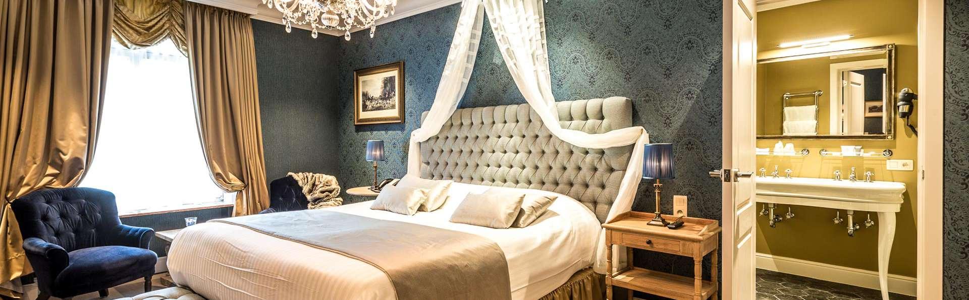 Luxe et romantique : l'alliance idéale au cœur de la ville de Bruges